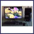 Acer PC with monitor