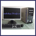 PC Packard Bell with monitor